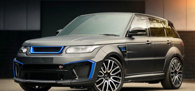 Project Kahn Range Rover Sport 5.0 V8 Supercharged SVR Pace Car
