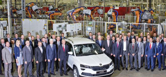 Škoda Karoq zvanično u serijskoj proizvodnji