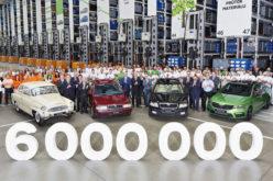 Škoda proizvela šest miliona Octavia
