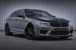 Manhart Performance pojačat će novi BMW M5 na 800 KS