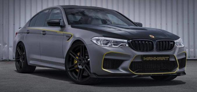 Manhart Performance pojačat će novi BMW M5 na 800 KS