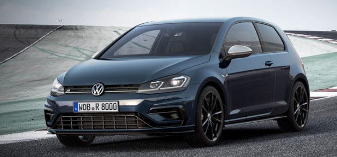 Volkswagen Golf R Performance ostaje najsnažniji serijski Golf