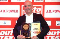 Kia velika pobjednica studije J.D. Power o pouzdanosti vozila u Njemačkoj