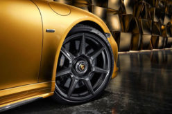 Porsche napravio karbonske točkove za 911 Turbo S Exclusive Series model