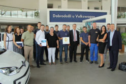 Volkswagen Service Quality Award 2016