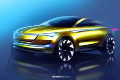 Škoda VISION E slavi evropsku premijeru na sajmu automobila u Frankfurtu