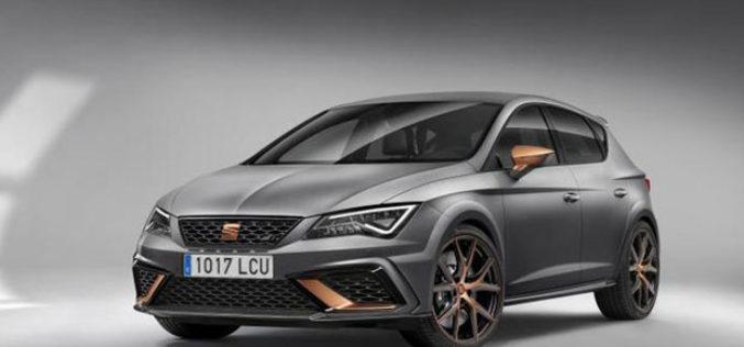 Seat Leon Cupra R Limited Edition stiže u Frankfurtu