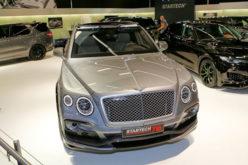 Startech predstavio prerađeni Bentley Bentayga model
