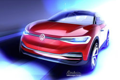 VW I.D. Crozz u evropskom izdanju sa preko 300 KS stiže u Frankfurt