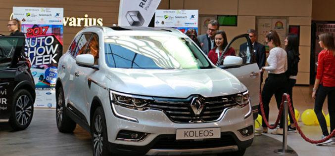 Novi Renault Koleos predstavljen u Tuzli
