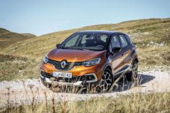 Test: Renault Captur 1.5 dCi 110 Intens – Zlatna ribica