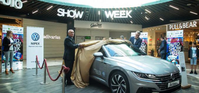 Nipex predstavio novi Volkswagen Arteon tuzlanskoj publici