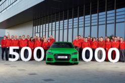 Audi proizveo 500.000 automobila u Mađarskoj