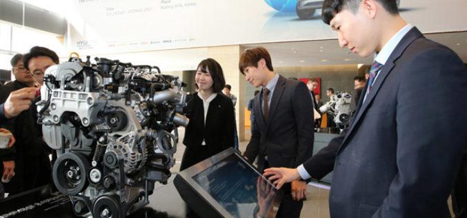 Hyundai-Kia predstavila strategiju nove generacije motora