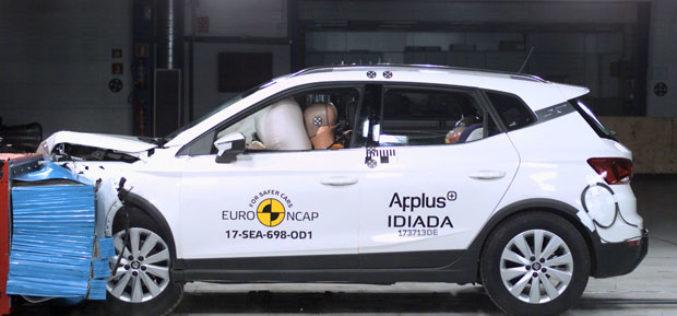 Pet Euro NCAP zvjezdica za novu SEAT Aronu
