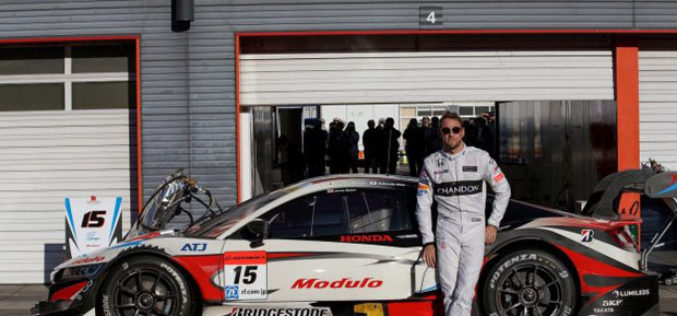 Jenson Button u 2018. takmičit će se u Super GT prvenstvu