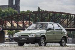 Jubilej: 30 godina od uvođenja prvog Škoda Favorit hatchback modela