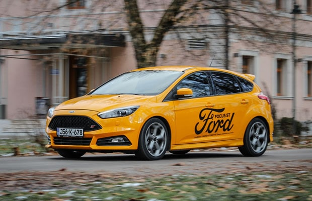 test ford focus st 2 0 tdci posljednji tango carlander. Black Bedroom Furniture Sets. Home Design Ideas