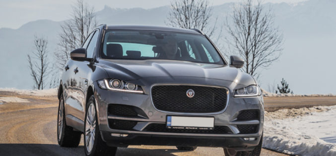 Test: Jaguar F-Pace 2.0 AWD Portfolio – Aristokratska mačka
