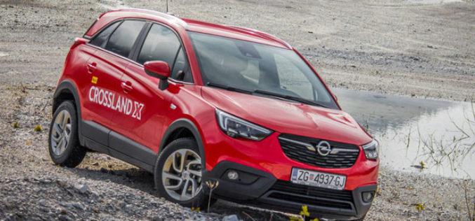 Test: Opel Crossland X Enjoy 1.6 DTH – Njemac francuske krvi