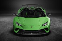 Lamborghini Huracan Performante Spyder stiže na sajam u Ženevi