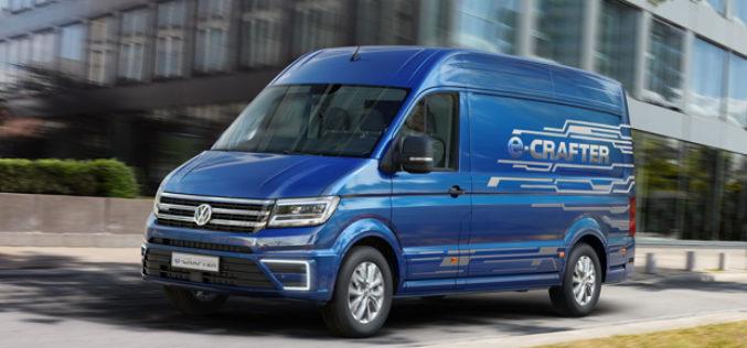 Volkswagen isporučio prve e-Crafter primjerke