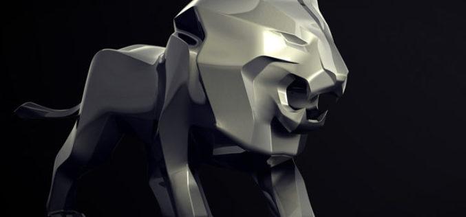 Peugeot otkriva monumentalnog lava, novog ambasadora marke