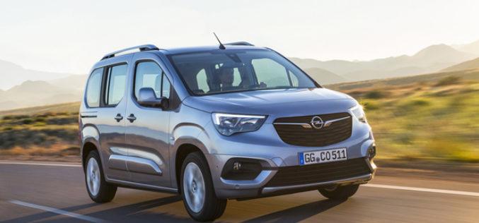 Novi Opel Combo Life – Predstavljen najbolji porodični prijatelj