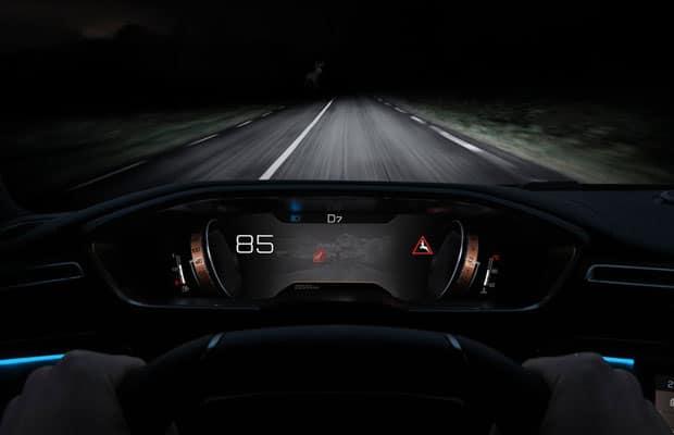 Novi Peugeot 508.