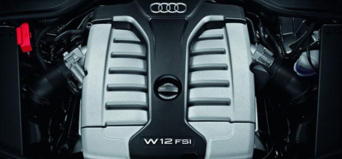 Audi W12 motor odlazi u penziju