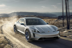 Porsche Mission E Cross Turismo koncept: Brz ide i brzo se puni!