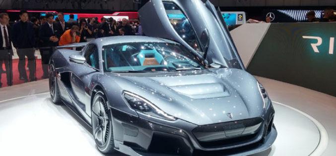 Porsche otkupio dionice kompanije Rimac Automobili