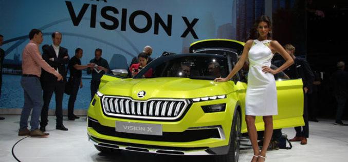 ŠKODA u Ženevi predstavila tri nova modela