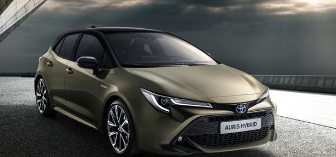 Novi Toyota Auris – Vožnja sljedeće generacije hibrida