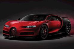 Bugatti Chiron dostupan u manje od 100 primjeraka