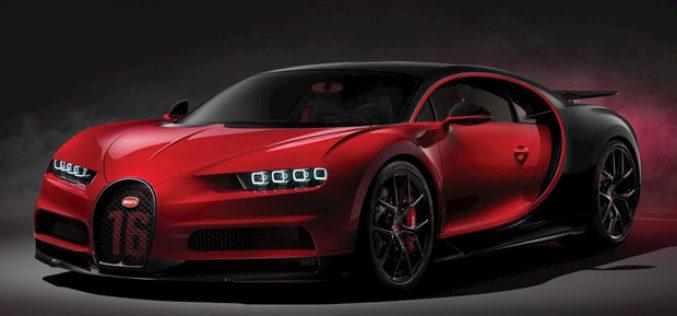 Bugatti Chiron Sport: Najsnažniji i najlakši Bugatti