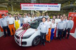 Kia Motors u Evropi proizvela više od 3 miliona vozila