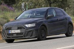 Prve fotografije novog Audi A1 modela