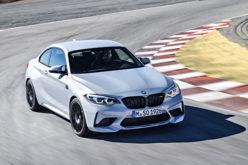 Predstavljen novi BMW M2 Competition
