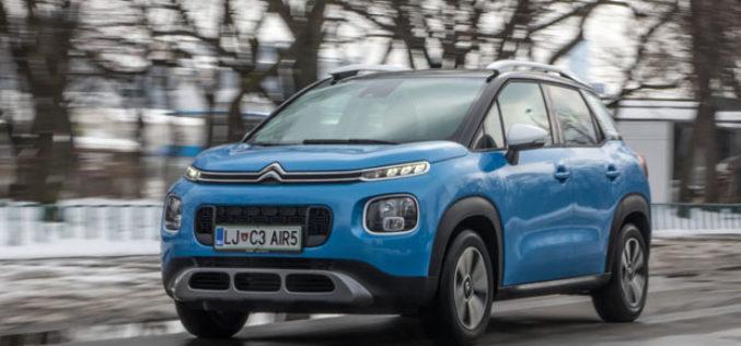 Test: Citroën C3 Aircross PureTech 110 – Odmjeren u svemu