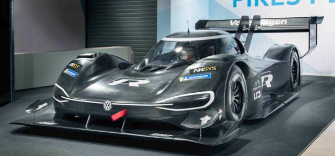 Nebu pod oblake – Volkswagen Motorsport kroči novim tehnološkim terenom