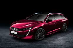 Prve slike novog Peugeot 508 Wagon koji stiže ove jeseni