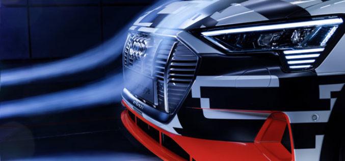 Vrhunska tehnologija – Audi objavio tehničke detalje E-Tron modela