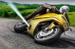 Bosch razvio sistem koji sprječava pad sa motocikla