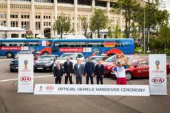 Kia predala vozila organizatorima svjetskog prvenstva u fudbalu u Rusiji