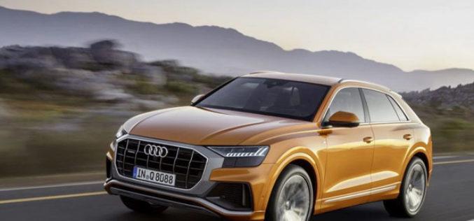 Novi Audi Q8 – Prve zvanične fotografije i detalji!