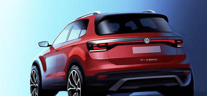 T-Cross novi SUV predstavnik marke Volkswagen