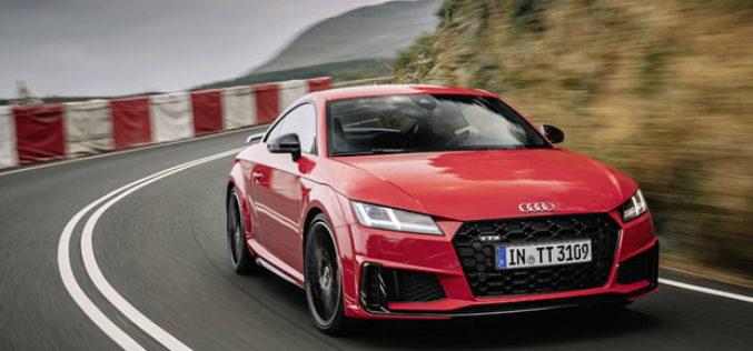 Novi Audi TT stiže sa još snažnijim motorima i bogatijom opremom!
