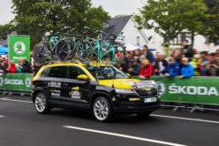 ŠKODA ponosni sponzor utrke Tour de France 2018.