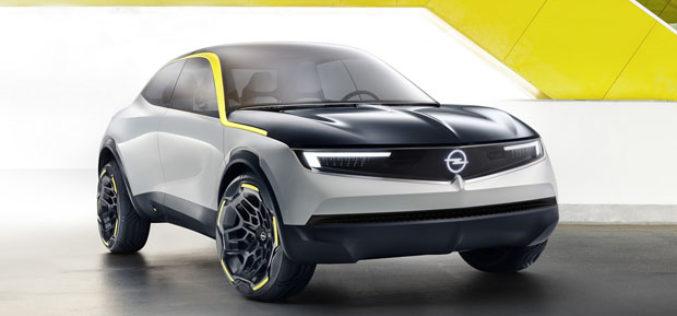 Opel GT X Experimental: hrabra vizija Opelove budućnosti